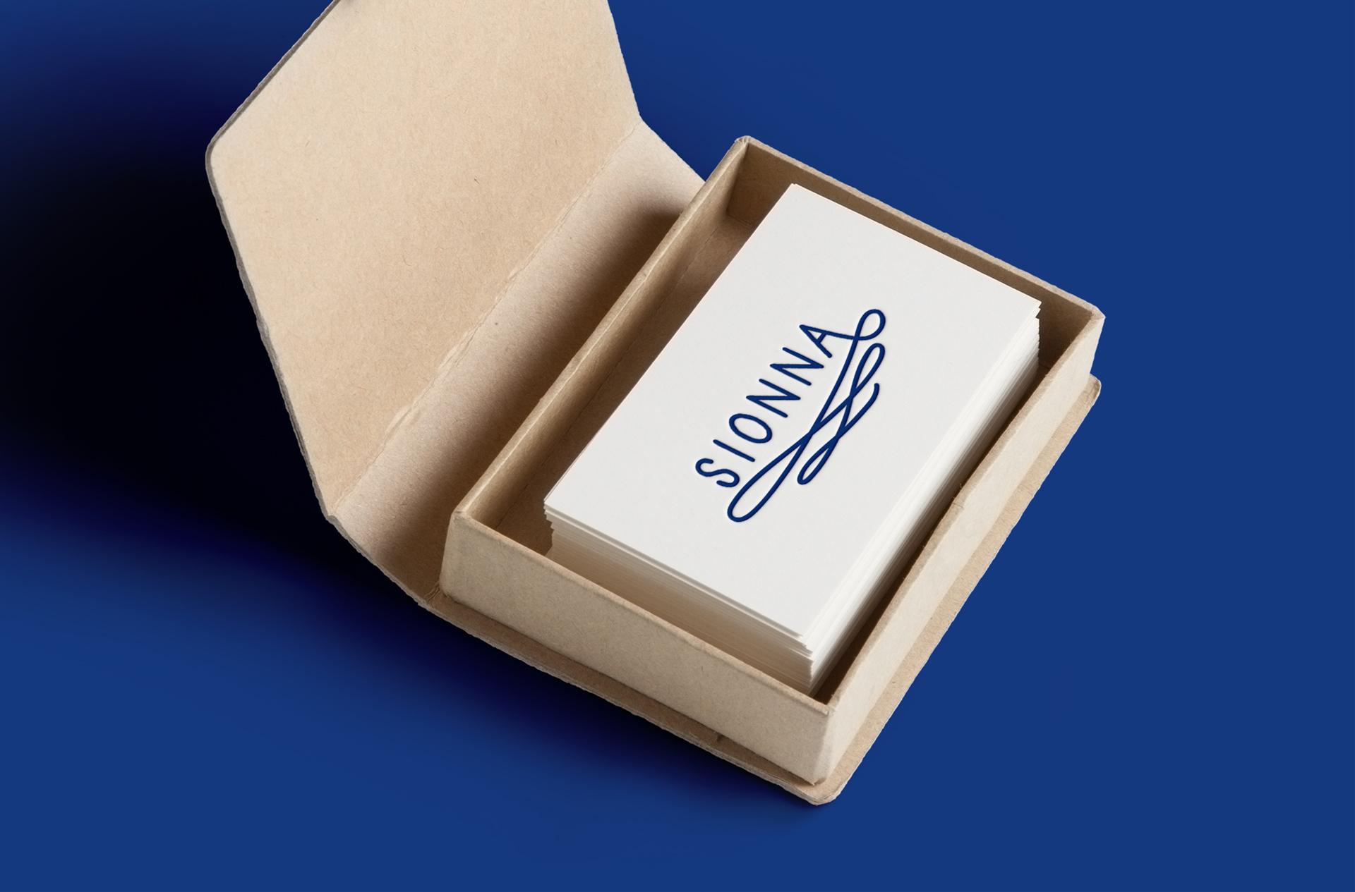Sionna Logo