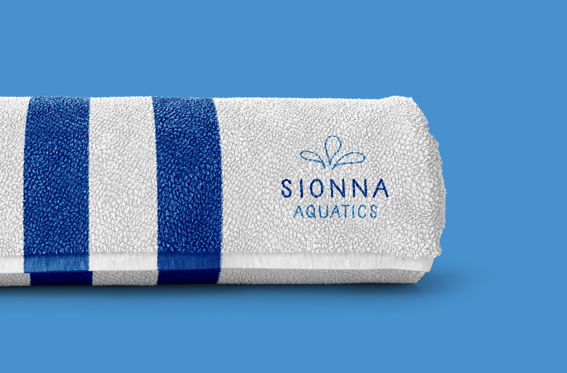 Sionna Aquatics Logo
