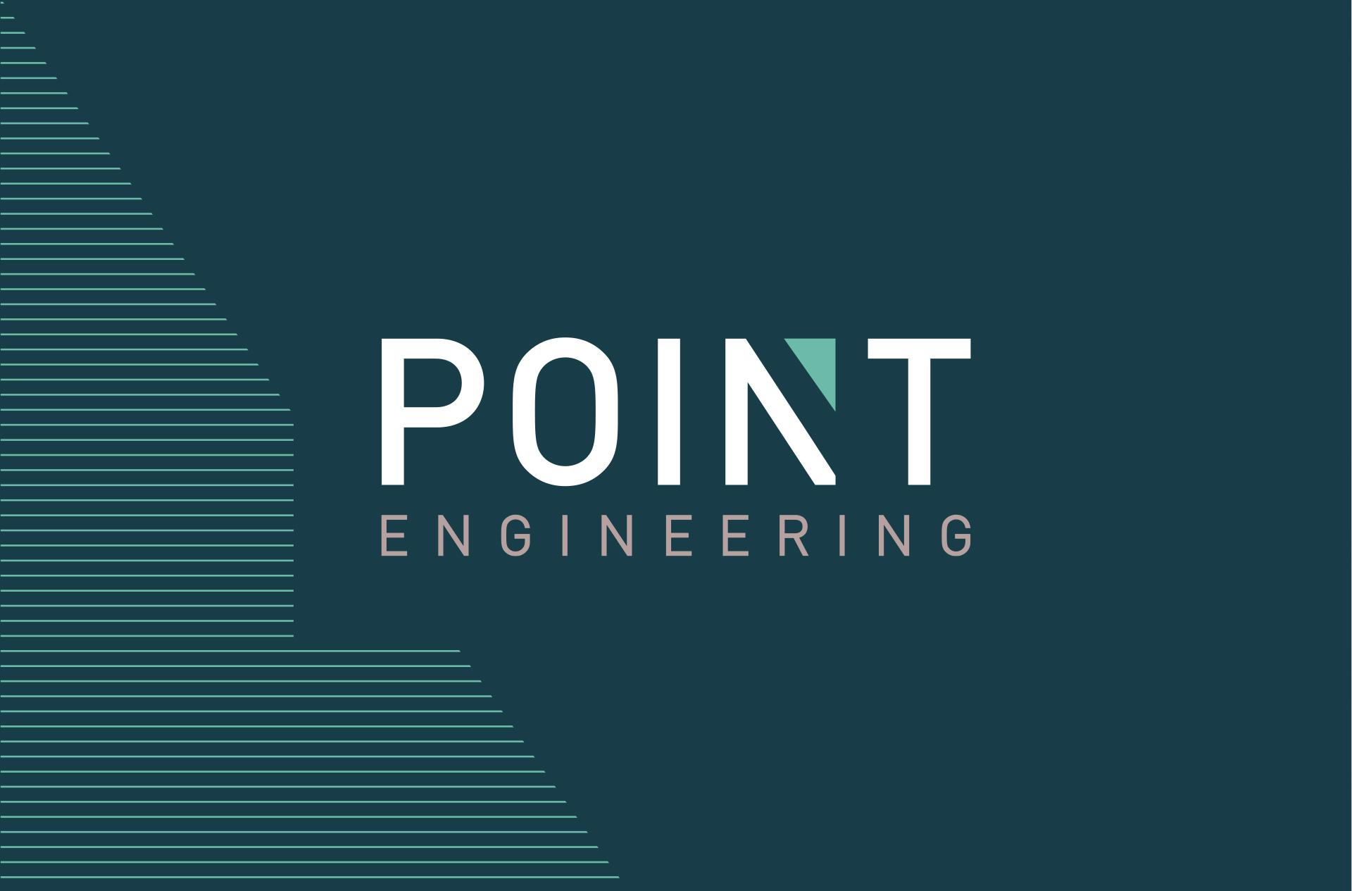 Point Engineering Logo