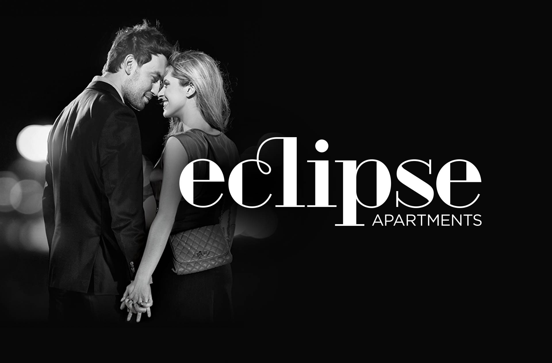 Eclipse Apartments Logo Design