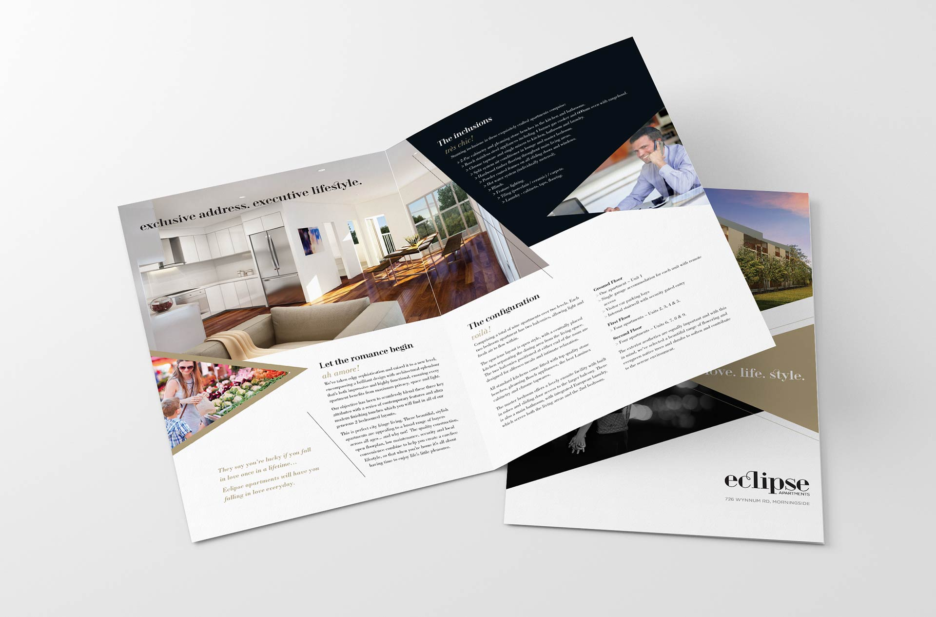 Eclipse Apartments Sales Brochure