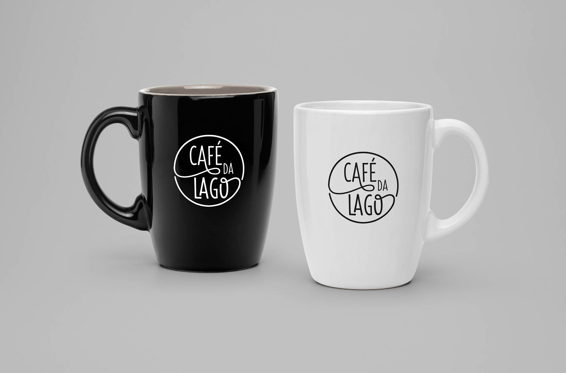 Cafe da Lago Mugs