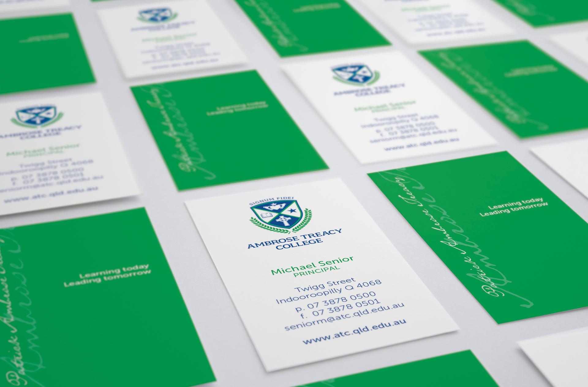 ATC Business Cards