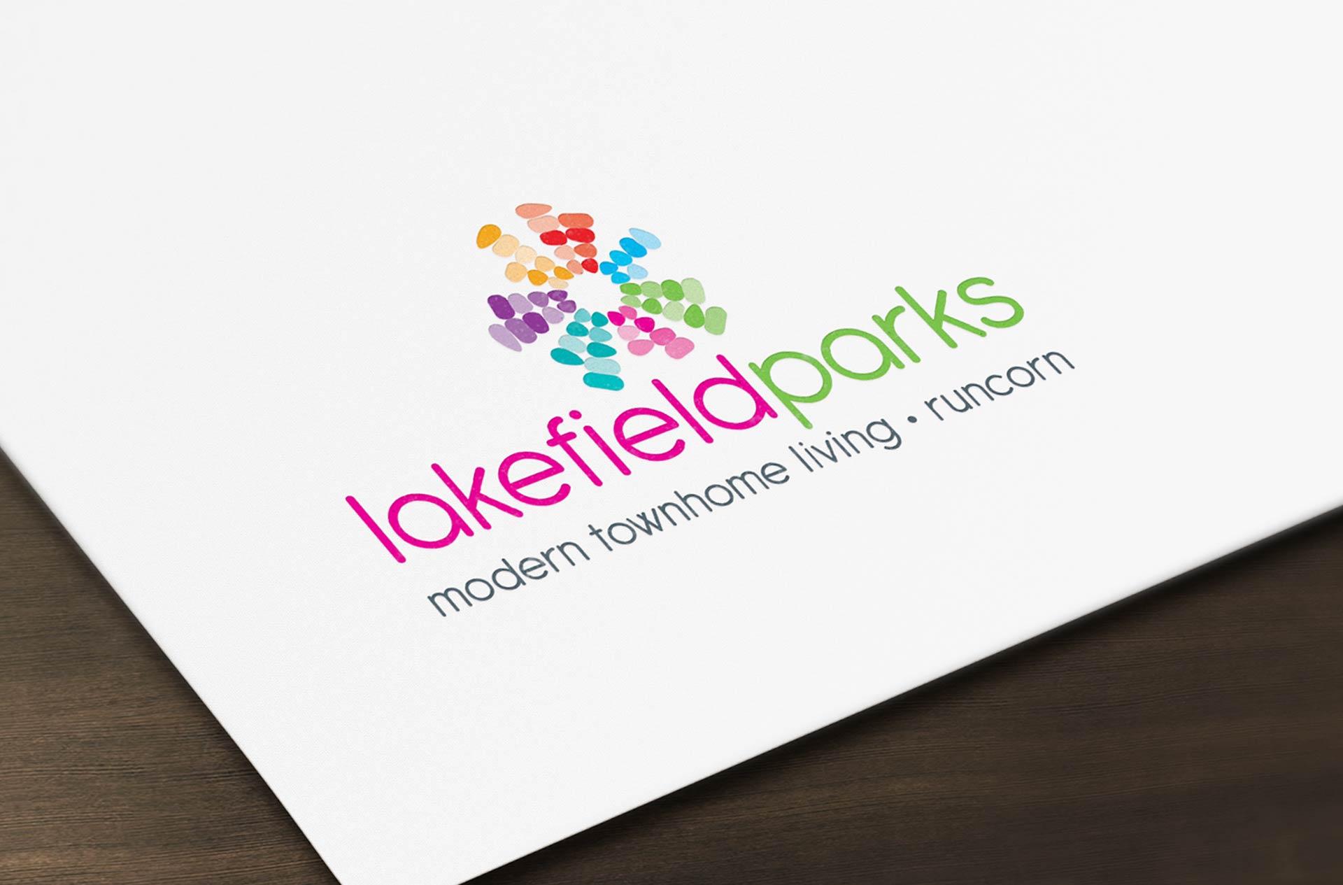 Lakefield Parks Logo Design