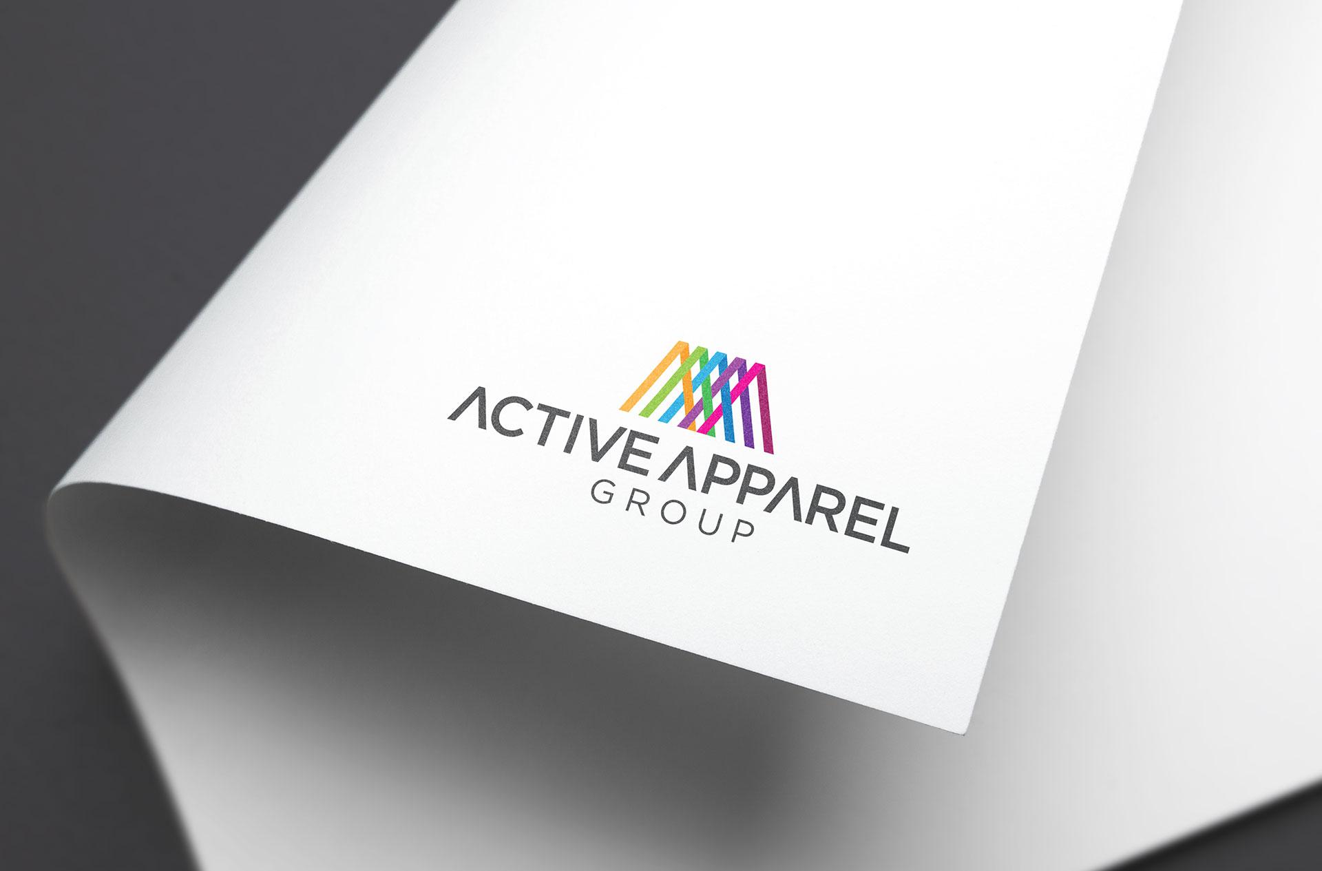 Active Apparel Group Logo