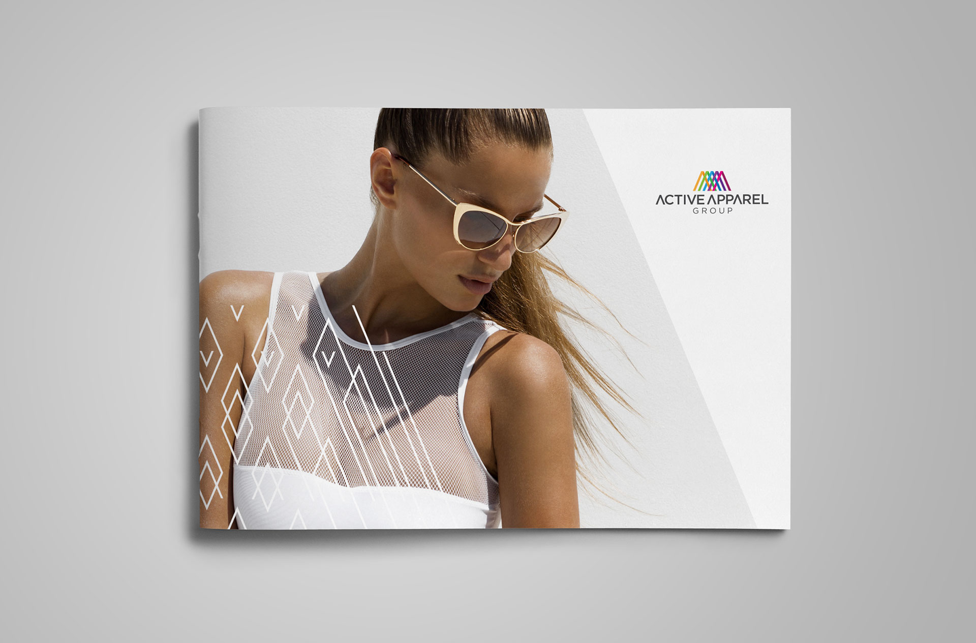 Active Apparel Group Company Profile Cover